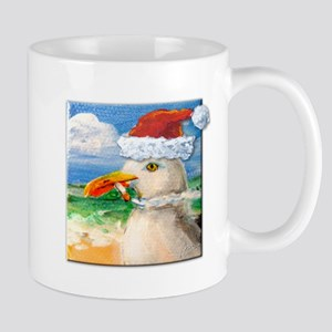 Sammy Seagull Holiday Mug