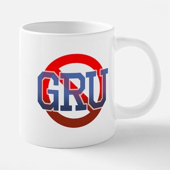 No GRU Mugs