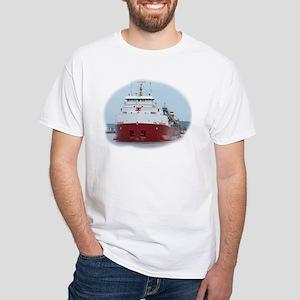 CSL Tadoussac White T-Shirt
