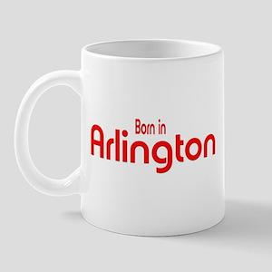 Born in Arlington Mug