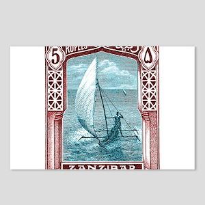 african stamp postcards cafepress