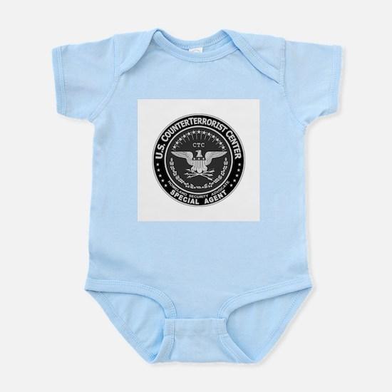 CTC CounterTerrorist Center  Infant Creeper