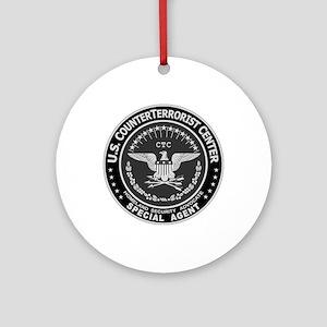 CTC CounterTerrorist Center Ornament (Round)