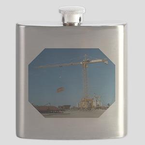 Crane operators Flask