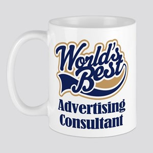 Advertising Consultant (Worlds Best) Mug