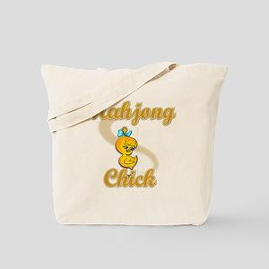 Mahjong Chick #2 Tote Bag