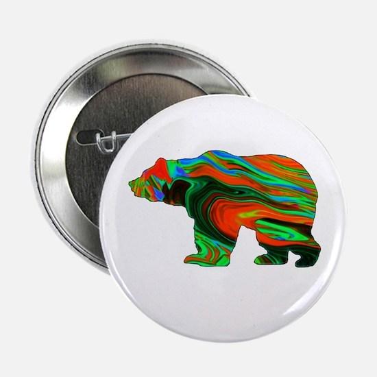 """Spirit Bear 2.25"""" Button"""