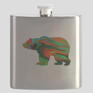 Spirit Bear Flask