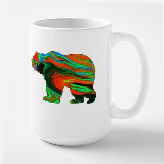 Spirit Bear Large Mug