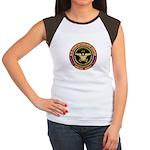 CounterTerrorist Center CTC Women's Cap Sleeve T-
