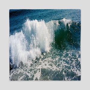 Ocean Surf Queen Duvet