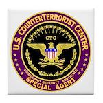 CounterTerrorist Center CTC Tile Coaster