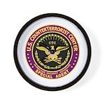 CounterTerrorist Center CTC  Wall Clock