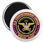 CounterTerrorist Center CTC Magnet