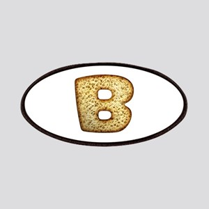 B Toasted Patch