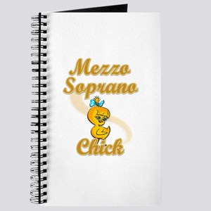 Mezzo Soprano Chick #2 Journal