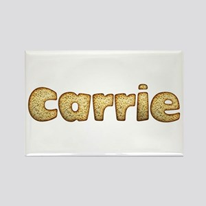 Carrie Toasted Rectangle Magnet