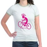 Kokopelli Mountain Biker Jr. Ringer T-Shirt