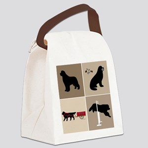 Perfect Yesterday Canvas Lunch Bag