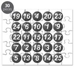 numbers game 1 Puzzle