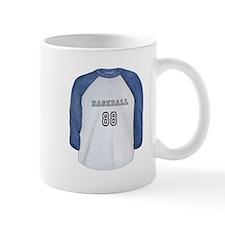 Baseball Jersey Mug