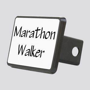 marathon walker Rectangular Hitch Cover