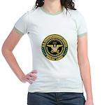 CTC U.S. CounterTerrorist Jr. Ringer T-Shirt