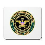 CTC U.S. CounterTerrorist Mousepad