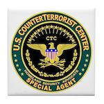 CTC U.S. CounterTerrorist Tile Coaster