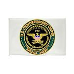 CTC U.S. CounterTerrorist Rectangle Magnet (10 pac