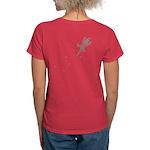 Climb Lizard Women's Dark T-Shirt