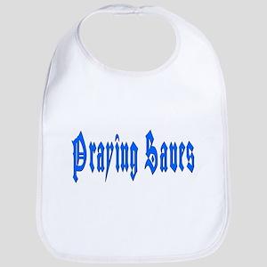 Jewish Praying Saves Bib