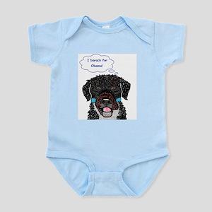 I barack for Obama Infant Bodysuit