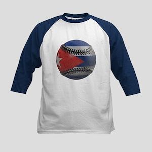 Cuban Baseball Kids Baseball Jersey
