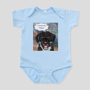 Bo Obama Infant Bodysuit