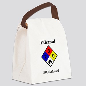 Ethanol MSDS Canvas Lunch Bag