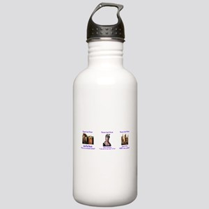 Famous Last Words Stainless Water Bottle 1.0L