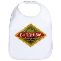 Vintage Buddhism Bib