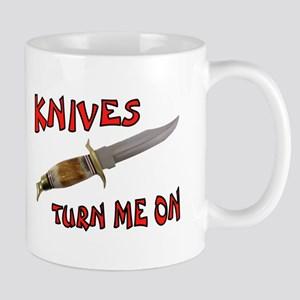 KNIVES Mug