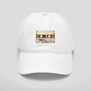 Retro Vintage Style Cassette Tape Cap