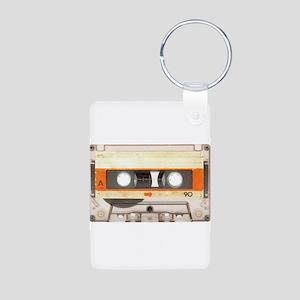 Retro Vintage Style Cassette Tape Aluminum Photo K