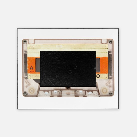 Retro Vintage Style Cassette Tape Picture Frame