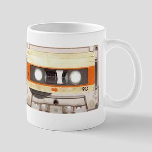 Retro Vintage Style Cassette Tape Mug
