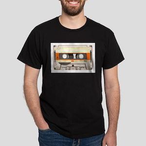 Retro Vintage Style Cassette Tape Dark T-Shirt