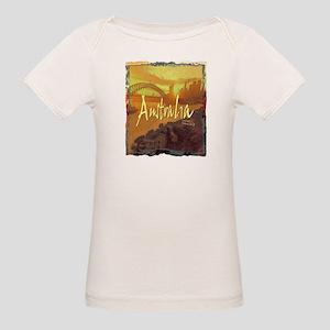 australia art illustration Organic Baby T-Shirt