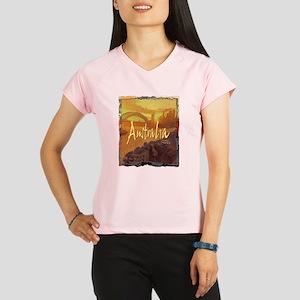 australia art illustration Performance Dry T-Shirt