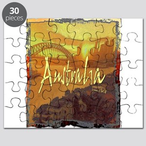 australia art illustration Puzzle