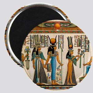 Ancient Egyptian Wall Tapestry Magnet