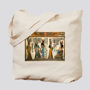 Ancient Egyptian Wall Tapestry Tote Bag