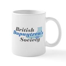 BDS Ledderhose Logo Mug